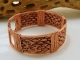 Handwoven Copper Bracelet - Made to Order - Various Sizes Available