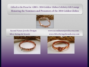 GBK Golden Globes Gift Suite and The Artisan Group